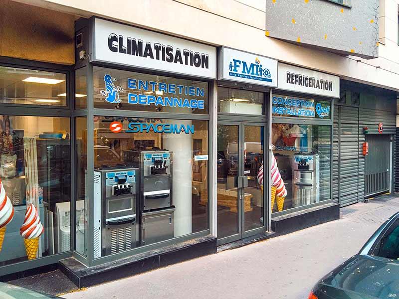 Boutique Fmi-Paris-rue de Rottembourg-75012