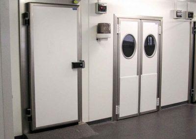 Installation chambres froides par Fmi