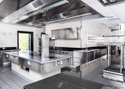 Installation cuisine professionnelle Fmi