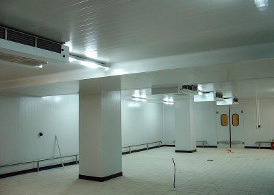 Nos installations de chambres froides - Fmi