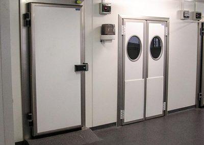 Nos installation de chambres froides - Fmi